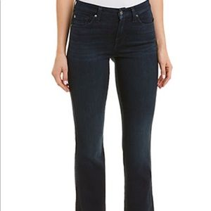7 for all mankind Blue Kimmie bootcut size 29